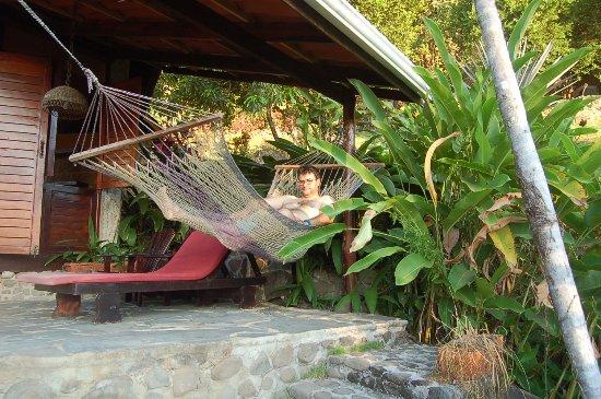 Hotel El Jardin: Nuestra terraza