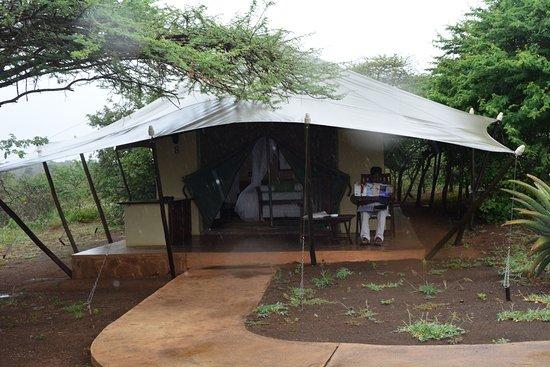 Pongola, Sudáfrica: Luxury tented camp