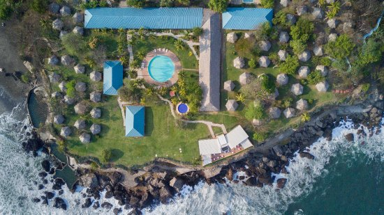 Tamanique, El Salvador: Vista Aérea Atami