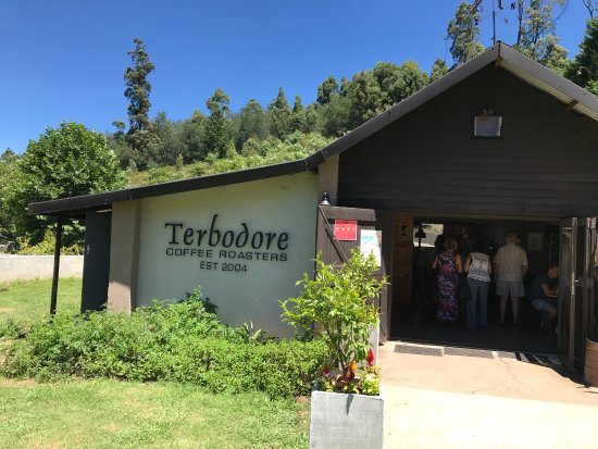 Terbodore Coffee Roasters