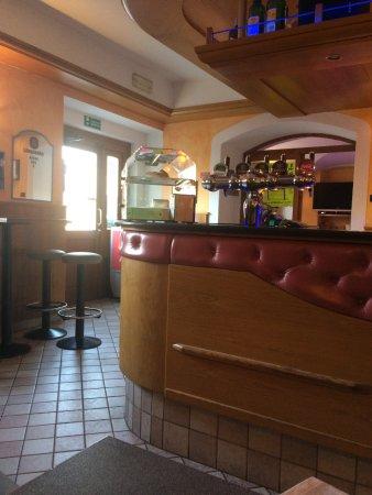 Pietramurata, Włochy: sala bar