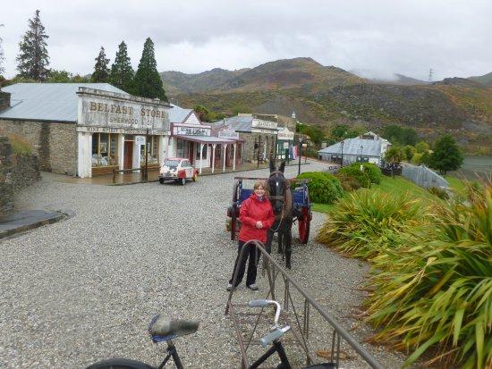 Cromwell, New Zealand: Heritage precinct