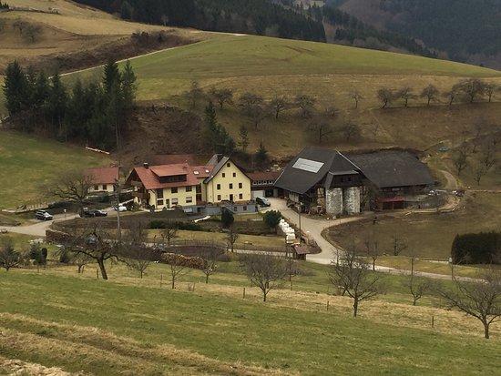 Oberried, Alemanha: Super souvenir de vacances, un bel endroit à découvrir