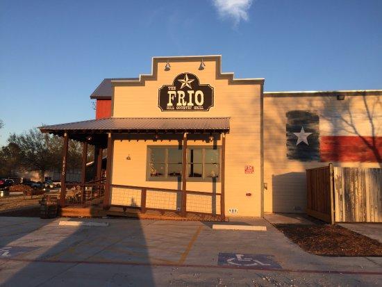 Cypress, TX: exterior of building