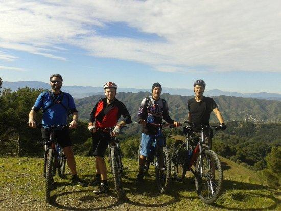 bike2malaga: MTB tour in Malaga - a beautiful scenery for MTB lovers in Malaga