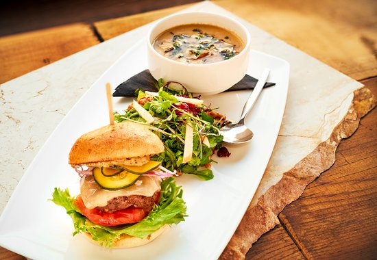 Radisson Blu Minneapolis Downtown : Soup, Salad and Slider - $10 Lunch
