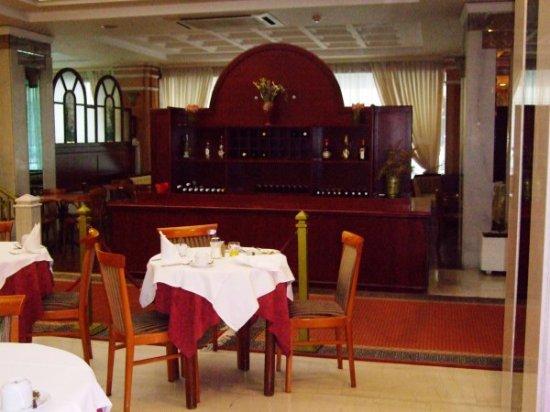 Jo-An Palace Hotel: ΑΠΟΨΗ ΤΗΣ ΚΑΒΑΣ