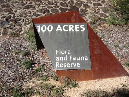 100 Acres Reserve