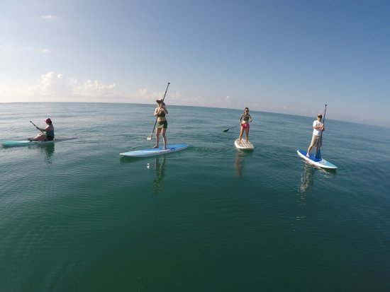 Mal Pais Freedom Riding SUP: Looking for manta ray and sea turtles!