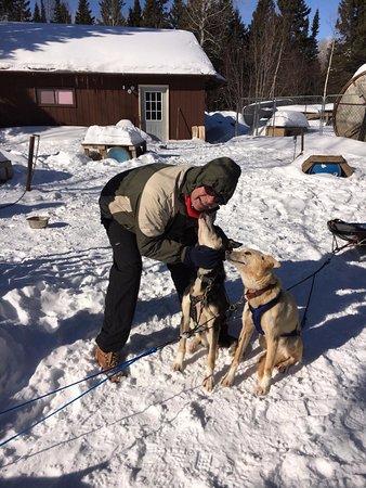Grand Marais, MN: Me with Pups