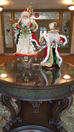 West Baden Springs, IN: The Santa Claus