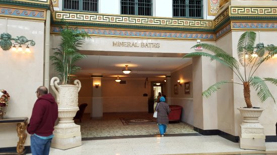 West Baden Springs, IN: To Mineral Baths