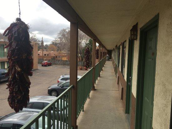 Balcony - Santa Fe Sage Inn Photo