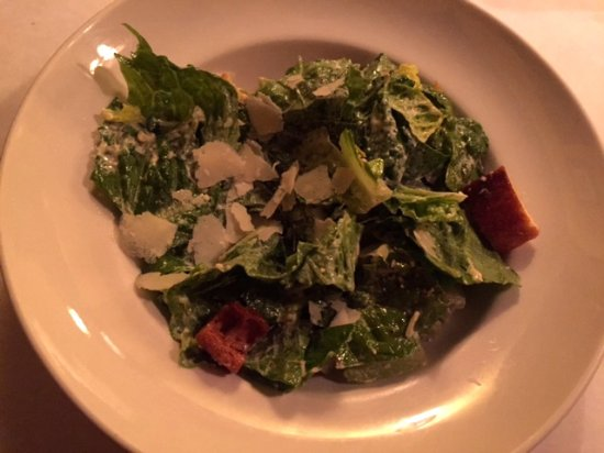 Brown Deer, WI: Caesar Salad