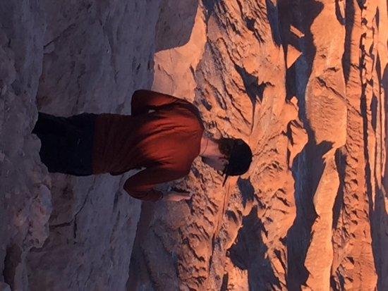 Altiplanico Atacama: Magnifica e inolvidable puesta de sol en atacama