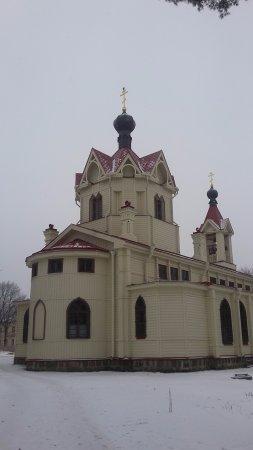 Lomonosov, Rusia: Храм Св. Спиридона