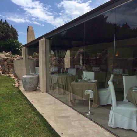 San Pantaleo, إيطاليا: Panorama mozzafiato!