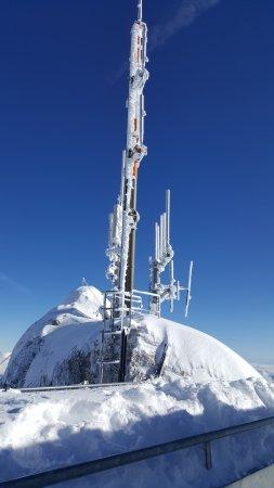 Rocca Pietore, Włochy: vereiste Antenne