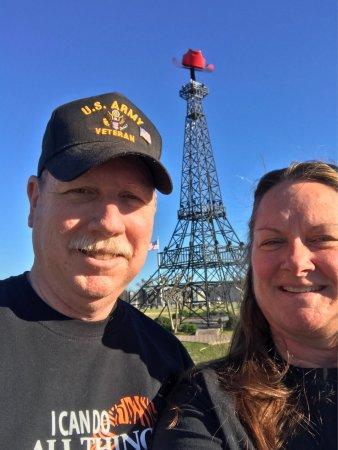 The Paris, Texas, Eiffel Tower: photo0.jpg