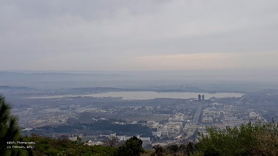 Trail 3 - View of Islamabad city - Picture of Trail 3
