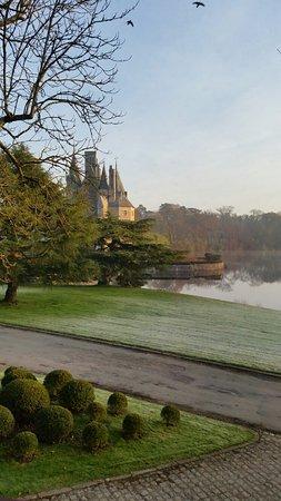 Missillac, Frankrike: Château et lac