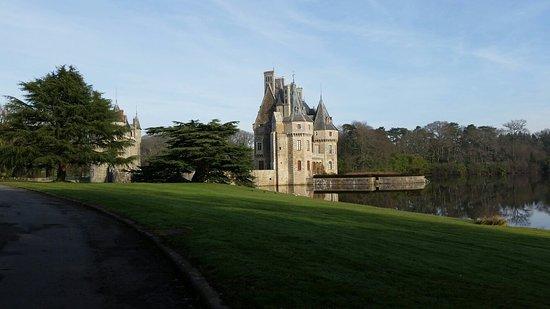 Missillac, Frankrike: Château de la Breteche