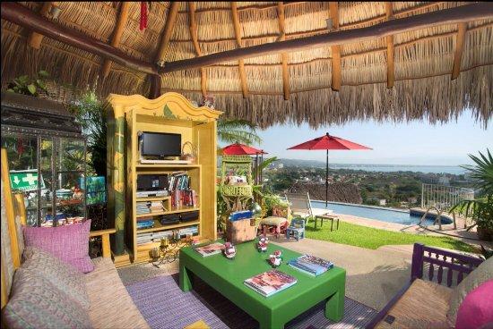 La Cruz de Huanacaxtle, Mexico: Lobby