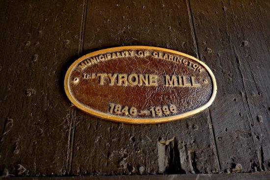 Bowmanville, Canada: The Mill has an historic designation.