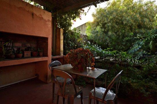 Colonia Suite: Balcón de la  suite Atelier