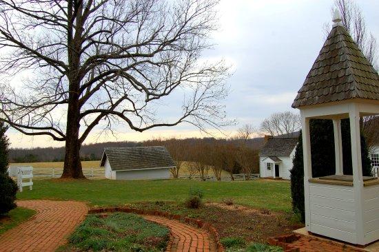 James Monroe's Highland: Highland property