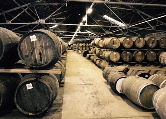 Elgin, UK: Glen Moray Distillery