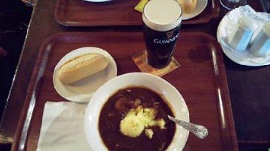 Laragh, Irlanda: Guinness Stew