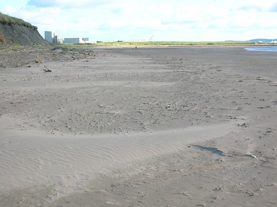 Stevenston, UK: Looking towards Ardeer