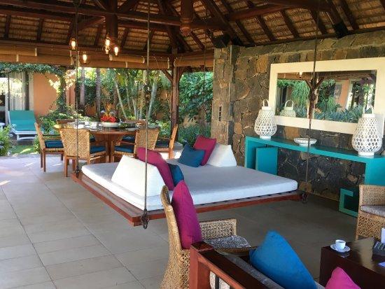 Club Med Albion Villas - Mauritius: les villas sont merveilleuses, qualifié des repas agréables, notre majordome jessica tjs agreabl