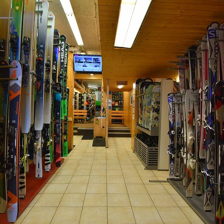 Manigod, France: Location ski