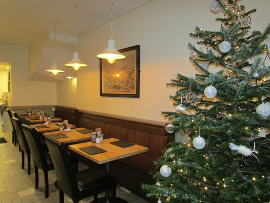Comber, UK: Our 16 Seater Restaurant