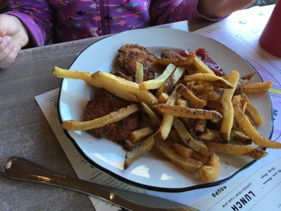 Phoenicia, NY: Lunch.