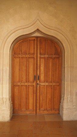 Ducal Palace: Une des portes intérieures