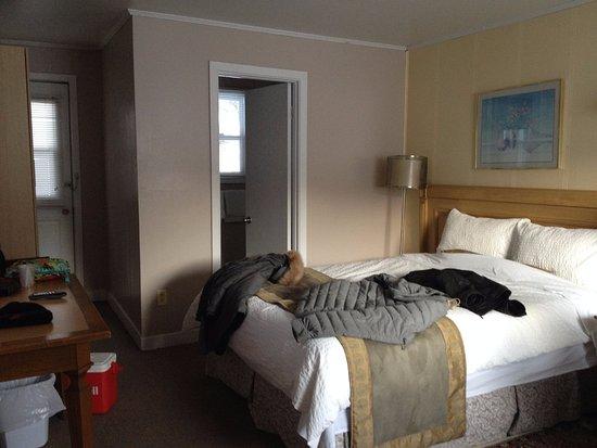 Piedmont, Canada : standard room