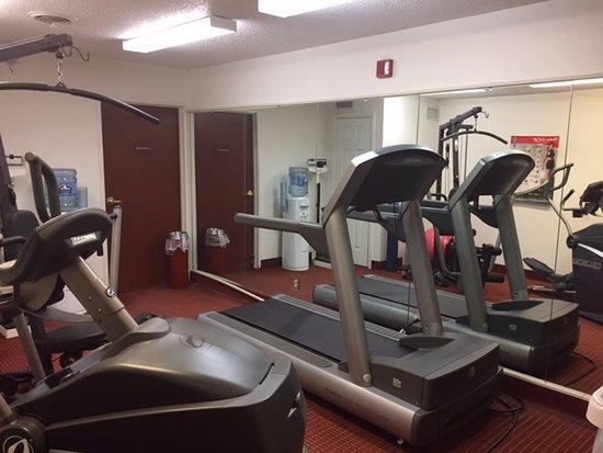 Rensselaer, IN: Fitness Center
