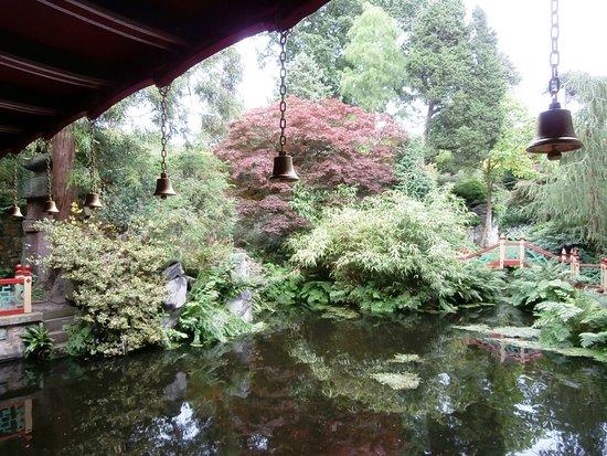Biddulph, UK: My favorite, the Chinese garden.