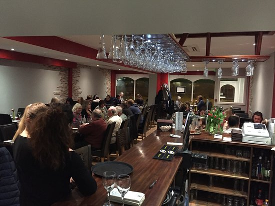 Bridgwater, UK: New Green Olive....