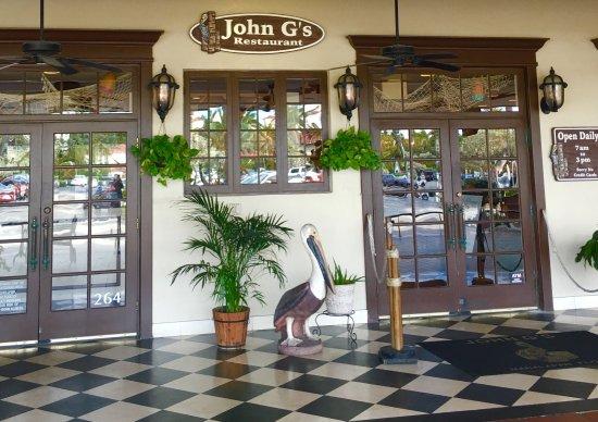 Manalapan, FL: John G's Restaurant