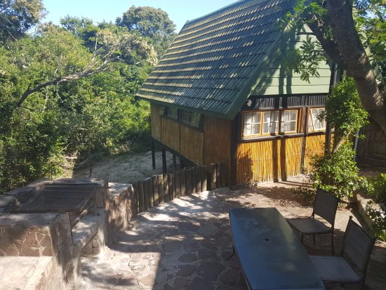 Richards Bay, South Africa: Lodge von KZN