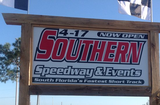 Punta Gorda Speedway: New track name is 4-17 Southern Speedway and Events