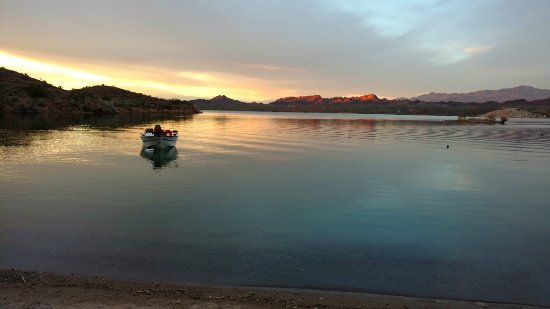 Parker Dam 사진