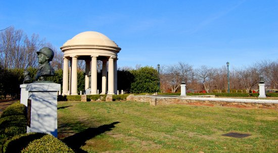 Bedford, Вирджиния: Garden