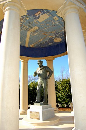 Bedford, فيرجينيا: Eisenhower
