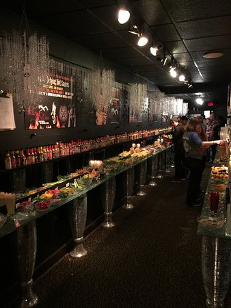 Hell S Kitchen Bloody Mary Bar