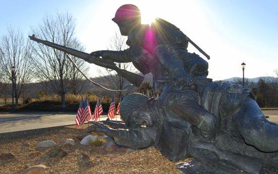 Bedford, VA: Monument